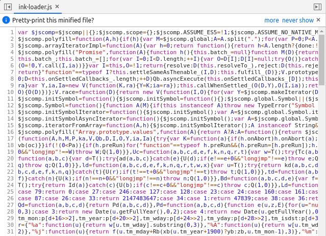 Analysis of Google Keep WebAssembly module   WebAssembly